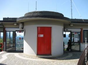 La stazione di Brunate