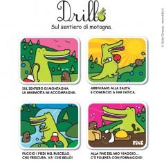 Drillo_sul_sentiero
