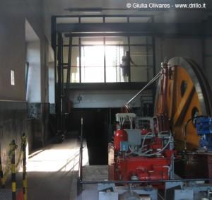 Sala macchine della funicolare